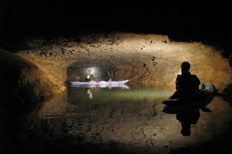 Indiana Caverns, Indiana