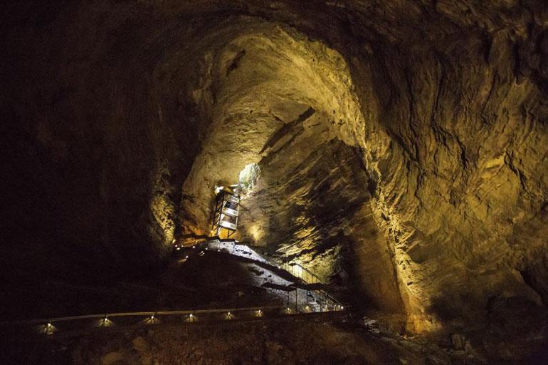 Marvel Cave, Missouri