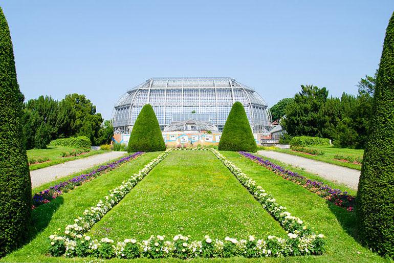 The Berlin-Dahlem Botanical Garden and Museum