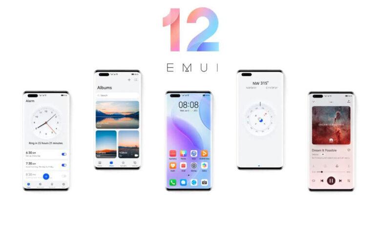 قابلیت های جدید رابط کاربری هواوی EMUI 12