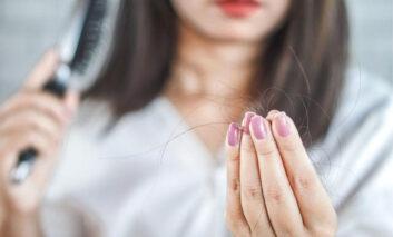 درمان سریع ریزش مو با این ترفندها