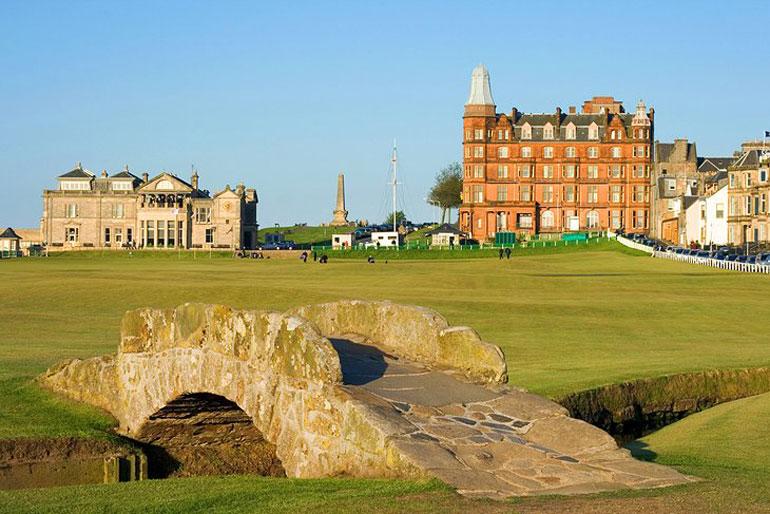 Golf at St. Andrews