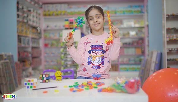 خرید اینترنتی اسباب بازی و عروسک از فروشگاه سیبن