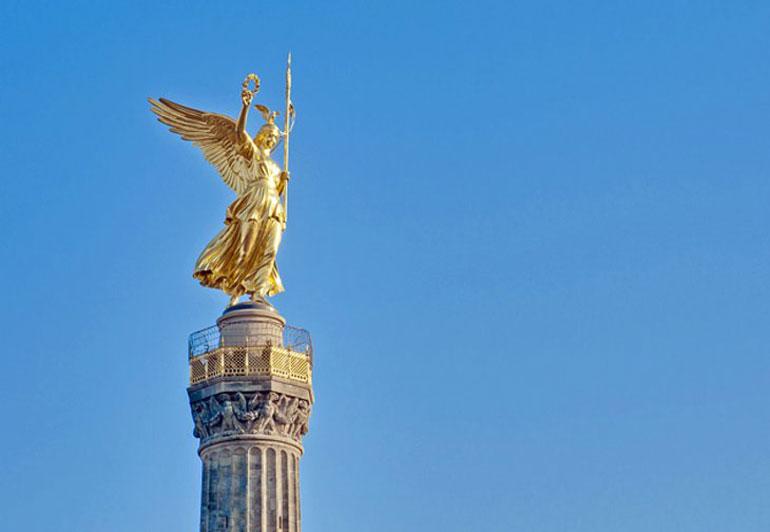 Grosser Tiergarten and the Victory Column